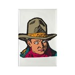 Movie Cowboy #1 Rectangle Magnet (10 pack)