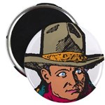 Movie Cowboy #1 Magnet