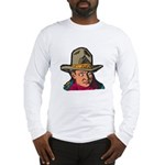 Movie Cowboy #1 Long Sleeve T-Shirt