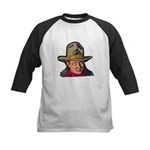 Movie Cowboy #1 Kids Baseball Jersey