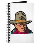 Movie Cowboy #1 Journal