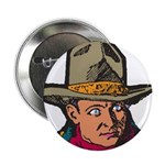Movie Cowboy #1 Button