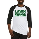 Lawn Enforcement Officer Baseball Jersey