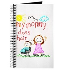 Hairstylist Mommy! Journal