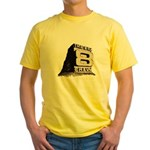 CKLW Detroit '72 -  Yellow T-Shirt