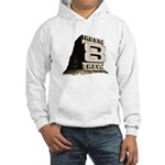 CKLW Detroit '72 - Hooded Sweatshirt