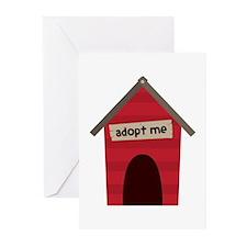 Adopt Me Greeting Cards