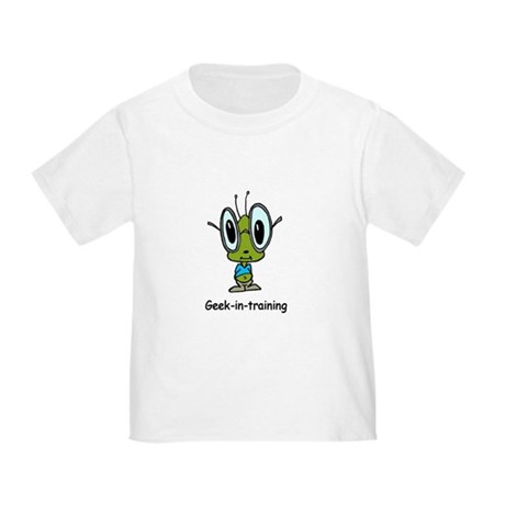 Geek in Training Toddler T-Shirt