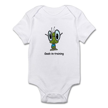 Geek in Training Infant Bodysuit