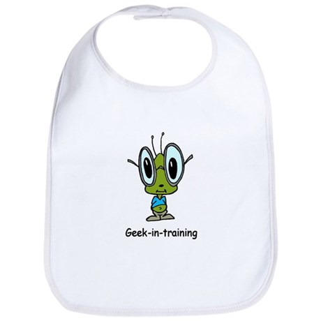 Geek in Training Bib