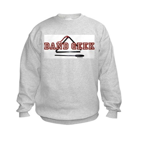 Band Geek Kids Sweatshirt