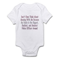MY UNCLE Infant Bodysuit