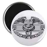 CMB - Combat Medical Badge Military Magnet