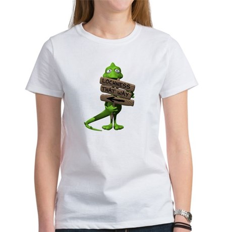 Lochness Monster Women's T-Shirt