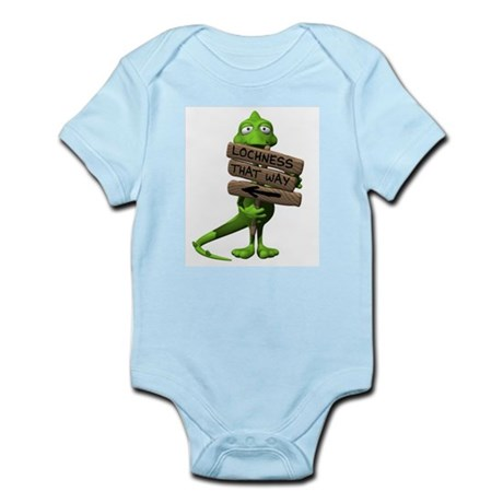 Lochness Monster Infant Bodysuit