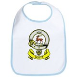 SCOTT 1 Coat of Arms Bib