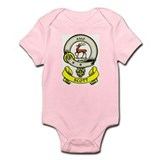 SCOTT 1 Coat of Arms Onesie