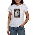 Ophelia & Bolognese Women's T-Shirt