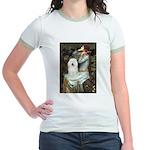 Ophelia & Bolognese Jr. Ringer T-Shirt