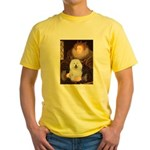 The Queen's Bolognese Yellow T-Shirt