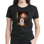 The Queen's Bolognese Women's Dark T-Shirt