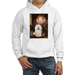 The Queen's Bolognese Hooded Sweatshirt