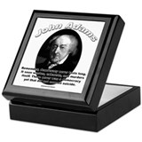 John Adams 02 Keepsake Box