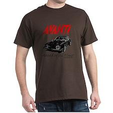Avanti-Ahead of its Time- T-Shirt