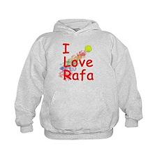 I Love Rafa Hoodie