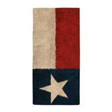 Rustic Republic of Texas Beach Towel
