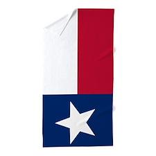 Texas Beach Towel