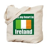 I left my heart in Ireland Tote Bag