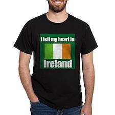 I left my heart in Ireland T-Shirt