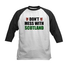 Don't Mess With Scotland Tee