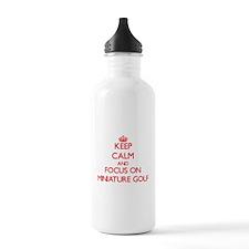 Unique Miniature golf Water Bottle