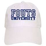 FOUTS University Baseball Cap