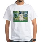 Bridge & Bolognese White T-Shirt