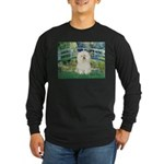 Bridge & Bolognese Long Sleeve Dark T-Shirt