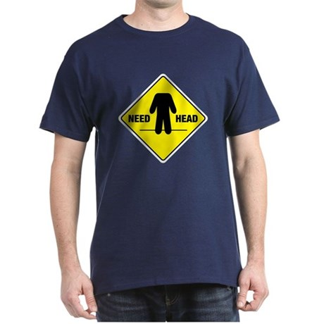 Need Head Dark T-Shirt