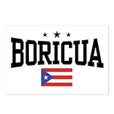 Boricua Postcards (Package of 8)