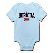 Boricua Infant Bodysuit