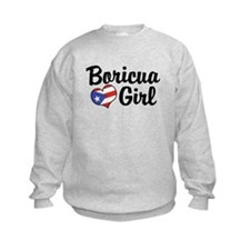 Boricua Girl Sweatshirt
