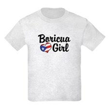 Boricua Girl T-Shirt