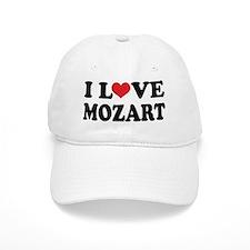 I Love Mozart Cap
