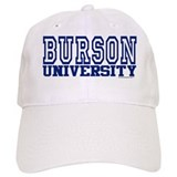 BURSON University Baseball Cap