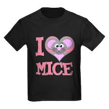 I Love (Heart) Mice T