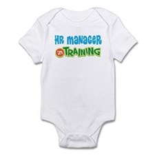 HR Manager In Training Infant Bodysuit
