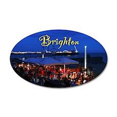 Brighton Pier Pro Photo Wall Sticker