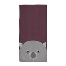 Wombat Beach Towel