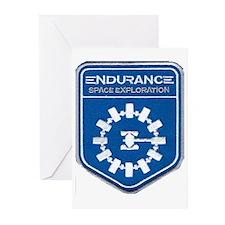 Endurance Interstellar M Greeting Cards (Pk of 10)